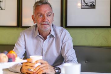 Un café avec… Michel Marc Bouchard «Je peux tuer un personnage en choisissant ma laitue!»