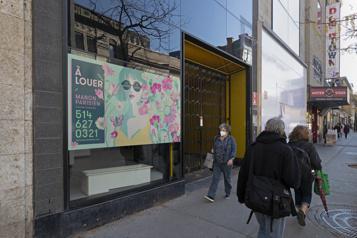 Montréal Le centre-ville continue de souffrir, sauf dans le résidentiel