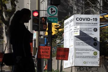 Bilan de la COVID-19 434 nouveaux cas, huit décès