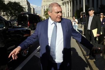 Un ex-allié de Giuliani reconnu coupable de financement politique illégal