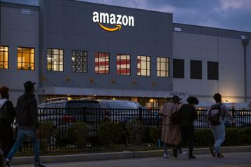 Entrepôt d'Amazon à NewYork La bataille commence entre les pro-syndicats et le groupe