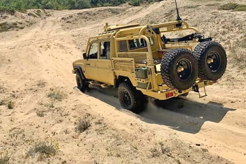 Lutte antidjihadiste La France donne du matériel militaire au Niger