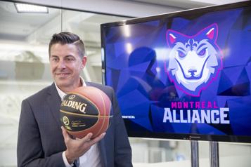 Basketball professionnel L'Alliance de Montréal voit lejour
