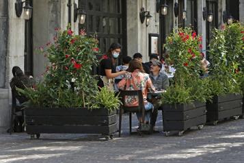 Le tourisme estival encore faible à Montréal