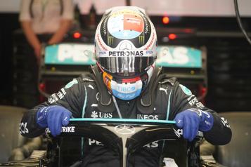 GP des États-Unis Bottas devant Hamilton aux premiers essais libres, Stroll 13e