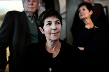 Christine Angot remporte le prix Médicis