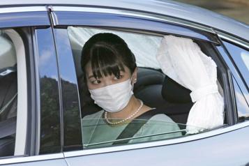 Japon La princesse Mako s'est mariée après des années de controverse