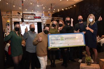 85 000$ pour la santé dans Lanaudière