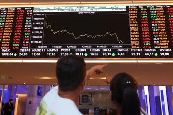 Les marchés mondiaux sur la défensive