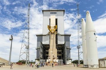 La France lance un tout nouveau satellite militaire