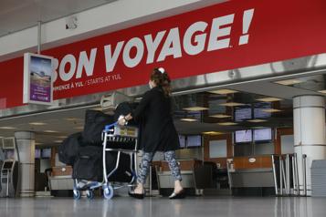 Voyages non essentiels Ottawa lève son avis, mais prône la prudence