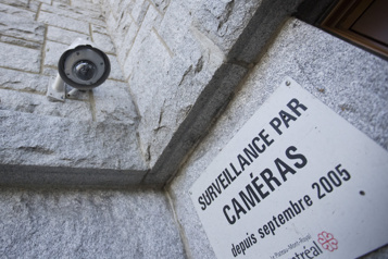 Hausse des fusillades Neuf nouvelles caméras de sécurité urbaine seront installées à Montréal