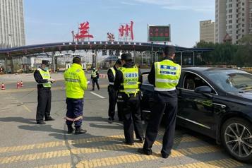 COVID-19 La Chine confine Lanzhou, ville de quatre millions d'habitants