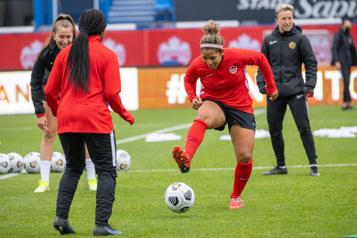 Soccer féminin Les championnes olympiques s'attendent à un bel accueil à Montréal