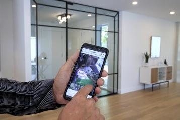 Nouvelle technologie Une maison souscontrôle!