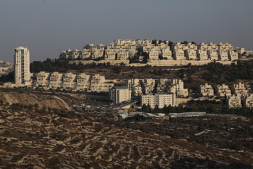 Cisjordanie Israël appelé à renoncer à construire 3000 nouveaux logements