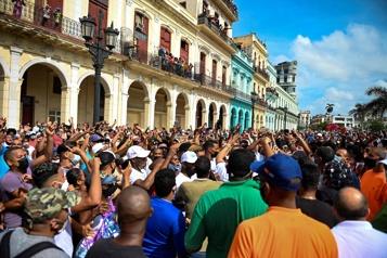 Cuba Dix ans de prison pour un participant à la manifestation du 11juillet