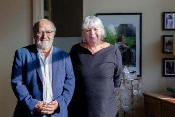 Michel D'Astous et Anne Boyer  Un duo plus dynamique que jamais