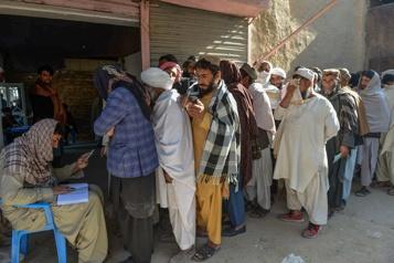 Afghanistan Les talibans s'attaquent au chômage et à la faim