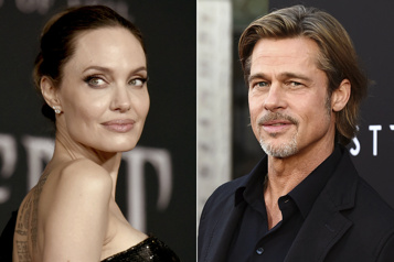 Garde de ses enfants La justice refuse d'entendre l'appel de Brad Pitt