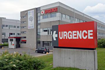 Québec Les urgences du CHUL sur respirateur