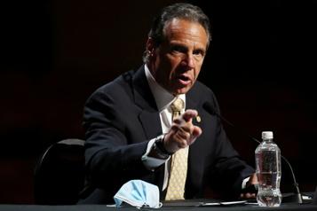 État de New York L'ex-gouverneur Andrew Cuomo poursuivi pour agression sexuelle