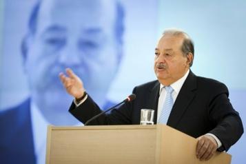 Effondrement mortel à Mexico Carlos Slim va financer la reconstruction de la ligne de métro