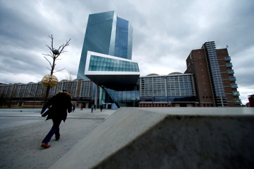 La BCE garde le cap malgré la poussée d'inflation