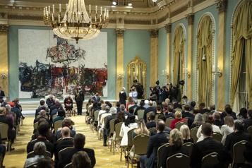 Gouvernement Trudeau La composition du nouveau Conseil des ministres