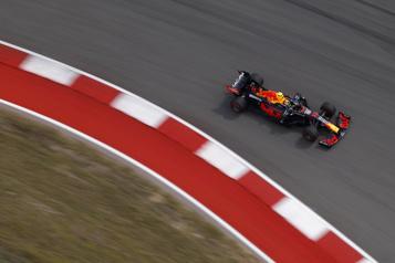 GP des États-Unis Pérez domine les deuxièmes essais libres, Verstappen s'en prend à Hamilton