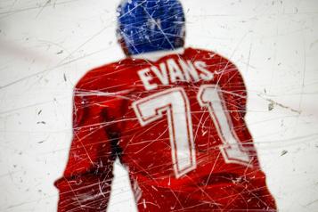 Canadien – Sharks Jake Evans ratera un deuxième match d'affilée