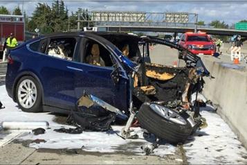 Autopilot Une agence américaine «très inquiète» de l'inaction de Tesla
