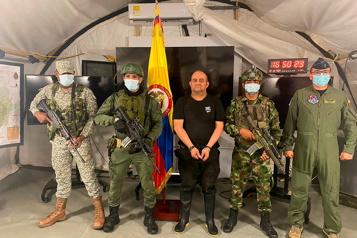 Le plus puissant narcotrafiquant de Colombie arrêté