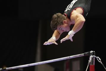 Huitième  William Emard signe un record canadien aux mondiaux