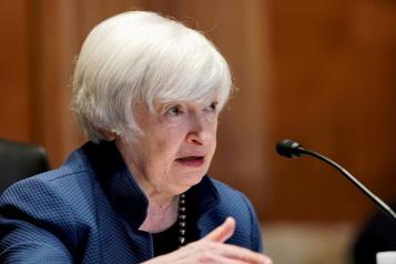 Inflation aux États-Unis Retour à un niveau normal au second semestre2022, selonYellen