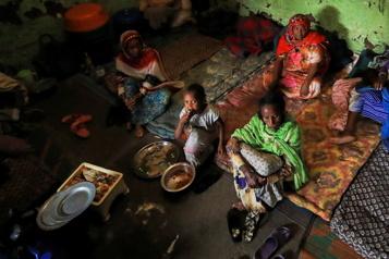 La population du Tigré mise à mal par le blocus éthiopien