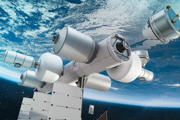 Blue Origin veut construire une station spatiale commerciale