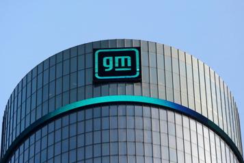 General Motors optimiste pour2021 malgré la pénurie de puces