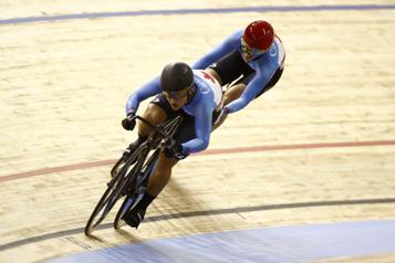 Championnats du monde de cyclisme Lauriane Genest est privée du podium par sa coéquipière