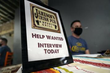 Les inscriptions au chômage en net recul aux États-Unis