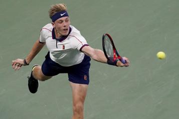 Tournoi de Saint-Pétersbourg Denis Shapovalov en quarts de finale