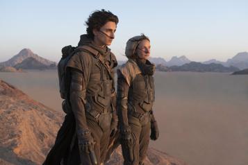 C'est officiel: il y aura un Dune 2epartie!