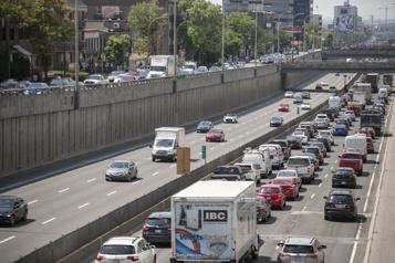 Projet Montréal veut un parc au-dessus de l'autoroute Décarie