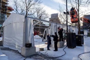 Mesures hivernales en itinérance Montréal aura un centre d'aide 24heures sur 24 pour les Autochtones