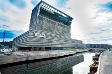Oslo Le trésor de Munch s'installe dans un nouveau lieu