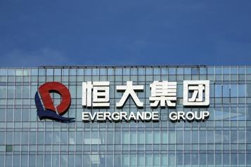 Chine Evergrande évite in extremis un défaut de paiement