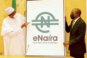 Le Nigeria lance l'eNaira, version numérique de sa monnaie