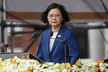 La présidente de Taïwan confirme la présence de soldats américains