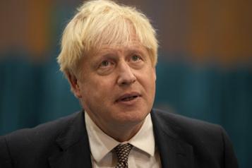 À quelques jours de la COP26, Boris Johnson «très inquiet»