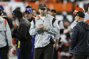 Browns Baker Mayfield veut jouer contre les Steelers